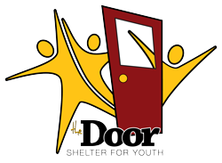 the-door-logo-text